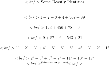 \begin{array}{c}<br />